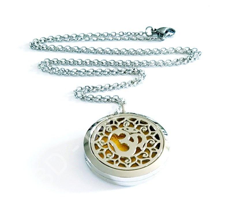 2b5f047c24 Otevírací náhrdelník - difuzér